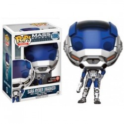 Funko POP! Games Fallout - Female Lone Wanderer Unmasked Power Armor limited