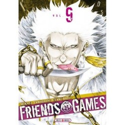 Seven Deadly Sins tome 16