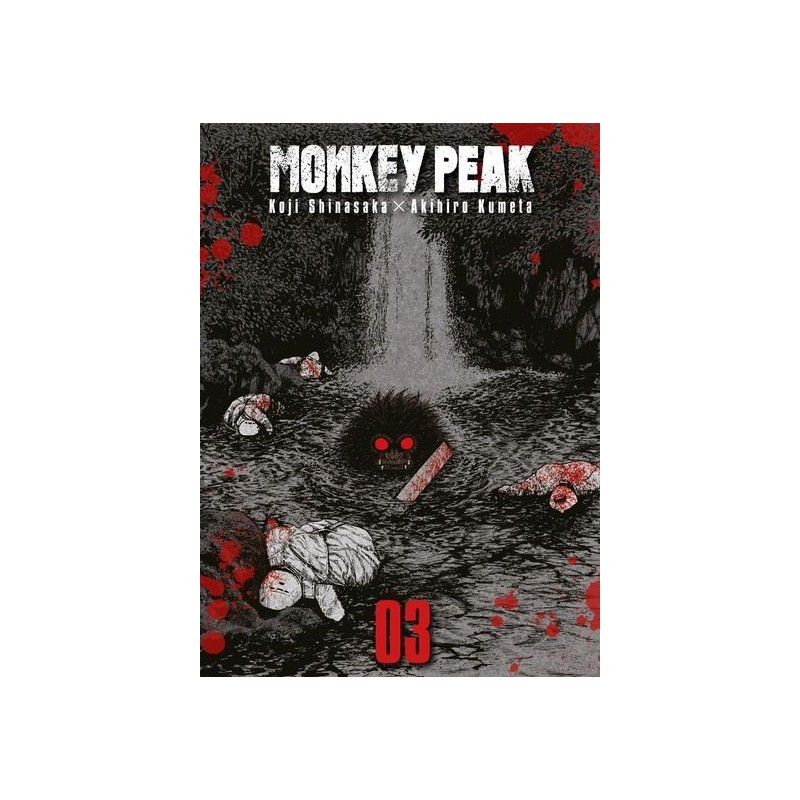 Monkey Peak Tome 3