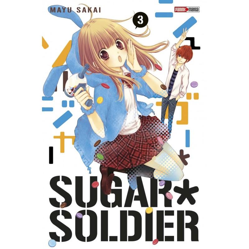 Sugar Soldier tome 3