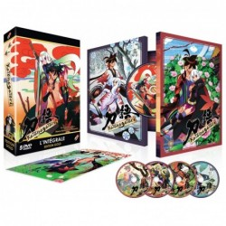 Haikyu !! - Intégrale (saison 1) - Coffret DVD + Livret - Edition Gold
