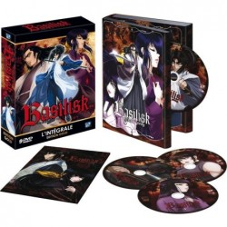 Gantz - Intégrale (Saison 1 + Saison 2) - Coffret DVD + Livret - Edition Gold