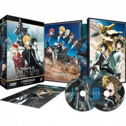 Jormungand - Intégrale (Saison 1) - Coffret DVD + Livret - Edition Gold