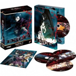 Darker Than BLACK - Intégrale - Coffret DVD + Livret - Edition Gold