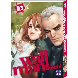 Buster Keel ! tome 8