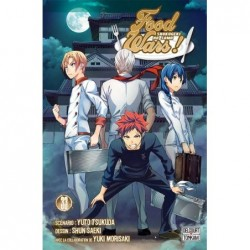 Freezing tome 25