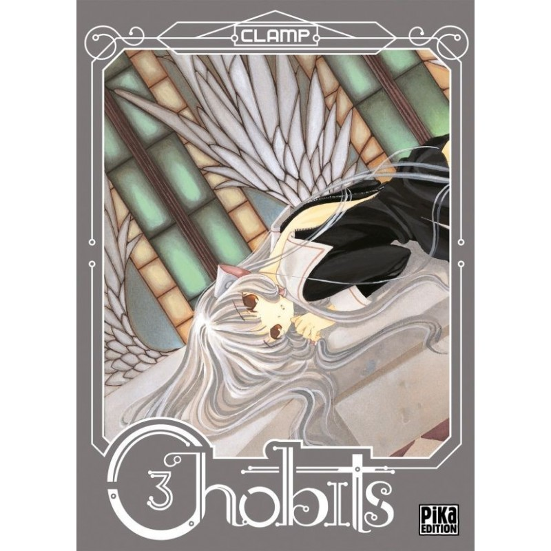 Chobits Edition 20 ans Tome 3